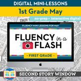 Reading Fluency in a Flash 1st Grade May • Digital Fluency