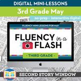 Reading Fluency in a Flash 3rd Grade May • Digital Fluency