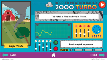 Reading Fluency in a Flash 4th Grade November • Digital Fluency Mini Lessons