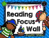 Reading Focus Wall Headers Pirate Theme