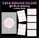 Reading Folder - Lower Primary
