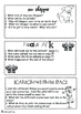 Green Level 12, 13 and 14 follow up reading activities