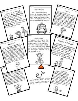 Reading For: Comprehension Bundle
