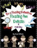Reading For Details and Main Idea (Highlighting the 5 W's) Part 2