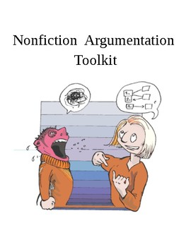 Reading For Information / Argumentation Toolkit (Common Core)