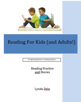 Reading For Kids Reading Practice and Stories