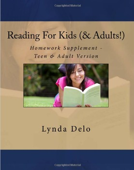 Reading For Kids (and Adults!) For Teens and Adults Homewo
