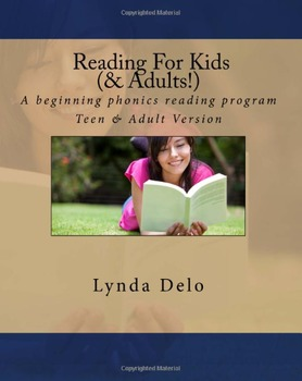 Reading For Kids (and Adults!) Teen and Adult Version