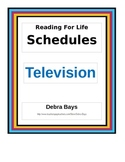 Reading For Life:  Television Schedule