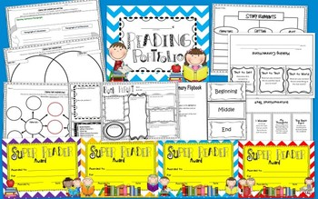 Reading Forms with Chevron Backgrounds