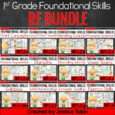 Reading Foundational Skills 1st Grade Bundle