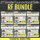 Reading Foundational Skills 2nd Grade Bundle
