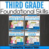 Reading Foundational Skills 3rd Grade Bundle