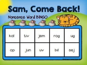 Reading Street, SAM, COME BACK!, Teacher Pack by Ms. Lendahand:)