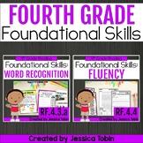 Reading Foundational Skills 4th Grade Bundle