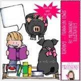 Reading - Franklin Lewis - Mini - by Melonheadz