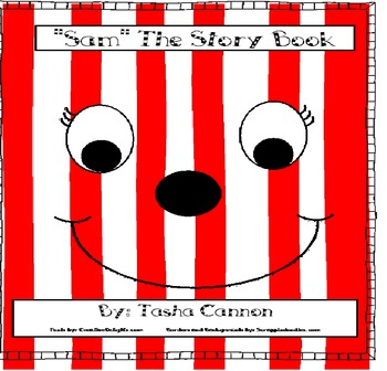 "Reading Fun Activity, Comprehension, Reading Classroom Pal; ""SAM THE STORYBOOK"""