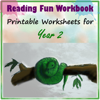 Reading Fun Workbook for Year 2