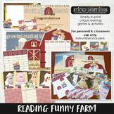 Reading Funny Farm