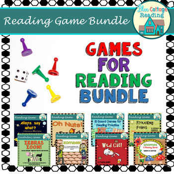 Reading Game Bundle