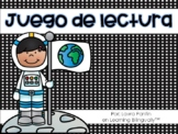 Reading Game in Spanish- Space Theme