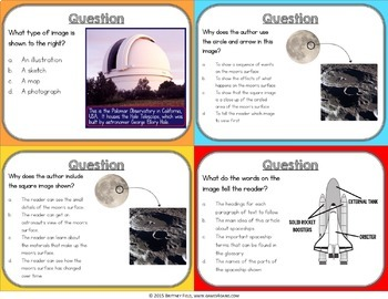 Reading Comprehension Passages & Questions {Point of View, Author's Purpose...}