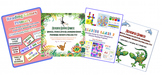 Reading Games Bundle for Orton Gillingham and Phonics Based Programs