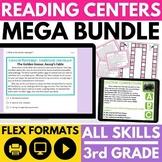 Reading Games: Fiction and Nonfiction Bundle | Reading Cen