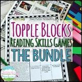 Topple Blocks™ Reading Games Bundle