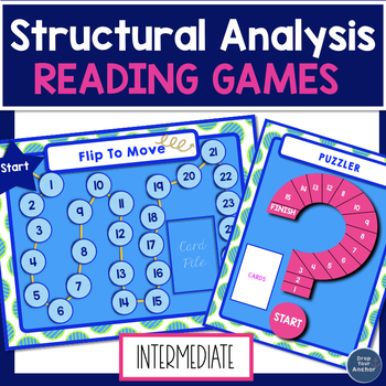 Reading Games - Intermediate Structural Analysis