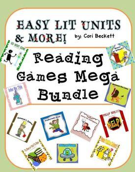 Reading Games Mega Bundle