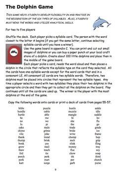 Reading Games: Orton Gillingham - Phonics Fun