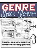 Reading Genre Activity Mini-Booklet