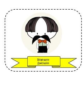 Reading Genre Badges