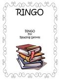 Reading Genre Bingo