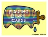 Reading Genre Cards