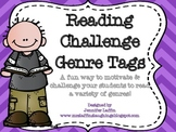 Reading Genre Challenge - Reading Tags