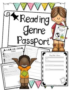 Reading Genre Passport