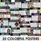 Reading Genre Posters & Genre-Based Activity Sheets