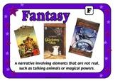 Reading Genre Posters - Australian Version