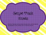Reading Genre Task Cards
