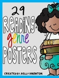 Reading Genre & Text Type Posters