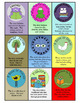 Reading Genre Trading Cards and Brag Tags