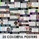 Reading Genre and Reading Skills Posters (BONUS Exit Slips