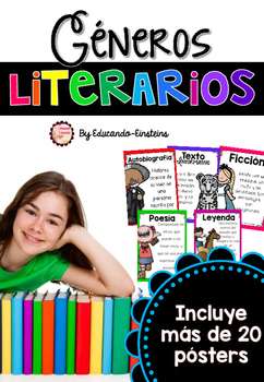 Reading Genre in Spanish/ Los géneros literarios