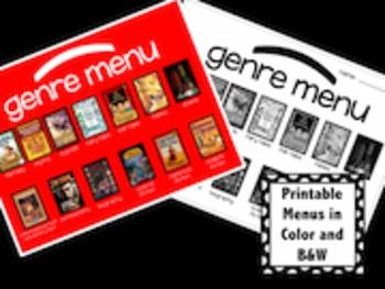 Reading Genres, Genres, Literature