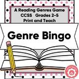Reading Bingo: Exploring Multiple Genres