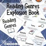 Reading Genres Explosion/Stretch Book