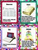 Reading Genres Mini-Poster Set, Disco Style