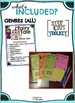 Reading Genres Posters & Bookmarks: STOP & JOT